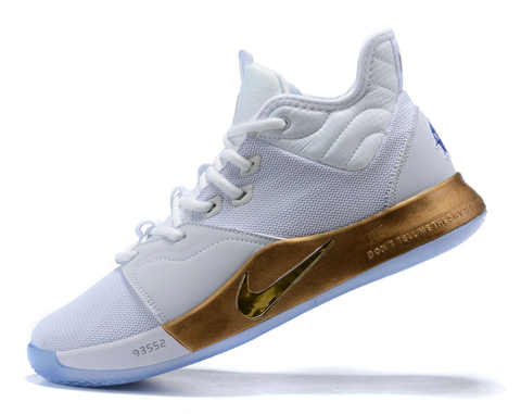 Nike PG 3 NASA 'Apollo Missions'
