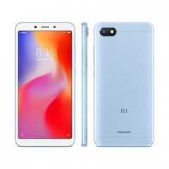 Xiaomi Redmi 6A (2-16Gb) Blue/Синий