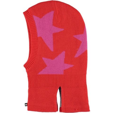 Шапка шлем Molo Snow Fiery Red
