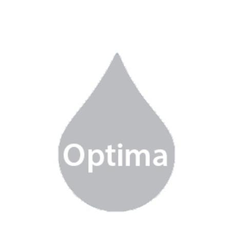 Пигментные чернила Optima для HP Light Gray 250 мл