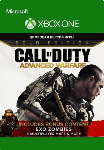 Xbox Store Россия: Xbox One Call of Duty: Advanced Warfare Золотое издание (цифровой ключ, русская версия)