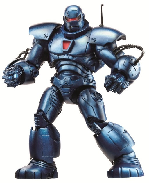 Iron Man 3 Marvel Legends Series 01 - Heroic Age Iron Man