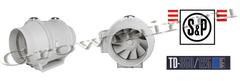 MIXVENT (Soler & Palau) Вентилятор канальный TD 350_125_kanalnyy-ventilyator-td-350 __купить_Growmir_гровмир_Growmir.ru интернет магазин (