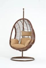 Подвесное кресло Vinotti Ornella Brown
