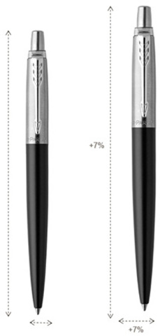 Шариковая ручка Parker Jotter XL, Blue CT123