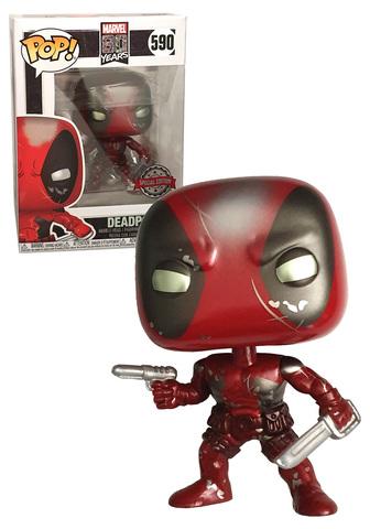 Marvel 80th Deadpool (Exc) Funko Pop! Vinyl Figure || Дедпул