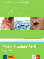 Aussichten A1-B1 Phonetiktrainer + 2 Audio-CDs