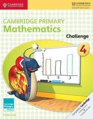 Cambridge Primary Mathematics Challenge 4,  Paperback, 1 Ed, Low