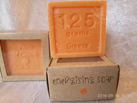 критское мыло  Piece of Greece