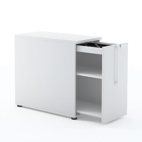 Шкаф с выдвижным ящиком низкий