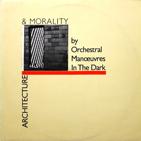 Orchestral Manoeuvres In The Dark ‎/ Architecture & Morality (LP)