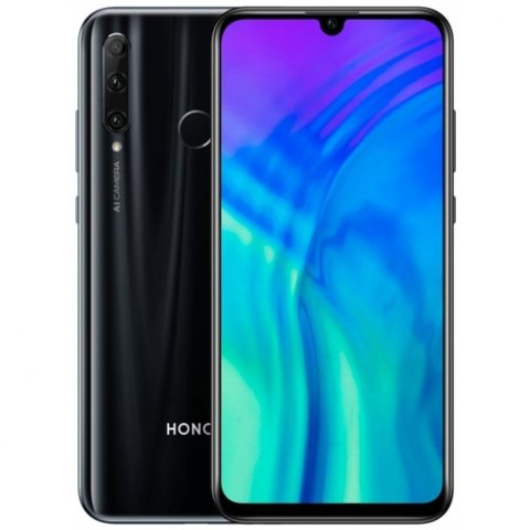 Смартфон Honor 20 Lite 4/128GB (RU) Черный