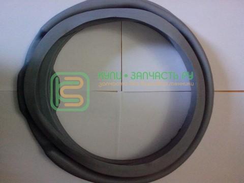 Манжета люка  (уплотнитель двери) для стиральной машины Samsung DC64-00563B (широкая), DC61-20219A