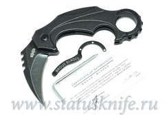 Нож Brous Blades Elite Enforcer Karambit Limited