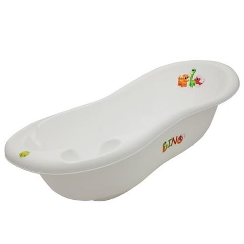 Ванночка детская 100 см Dino (белый)