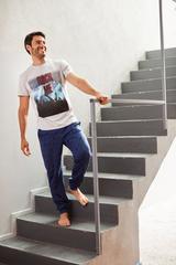 Мужские брюки пижамные E20K-81D101