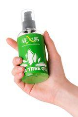 Массажное масло с ароматом чайного дерева Tea Tree Oil - 200 мл.