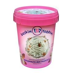 """Мороженое """"Baskin robbins"""" миндально-фисташковое 600 г"""
