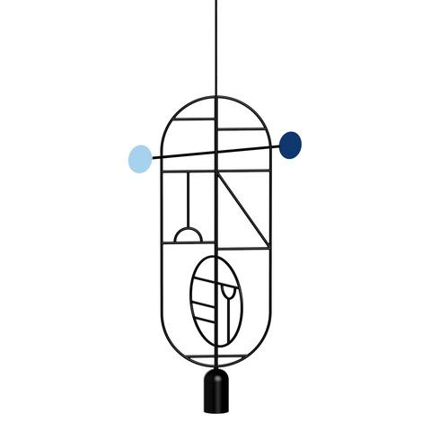 Подвесной светильник копия Lines & Dots LD05 by Home Adventures