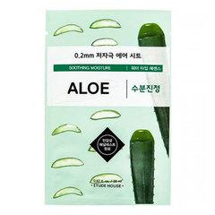 Etude House Therapy Air Mask Aloe - Маска тканевая с экстрактом алоэ 0.2