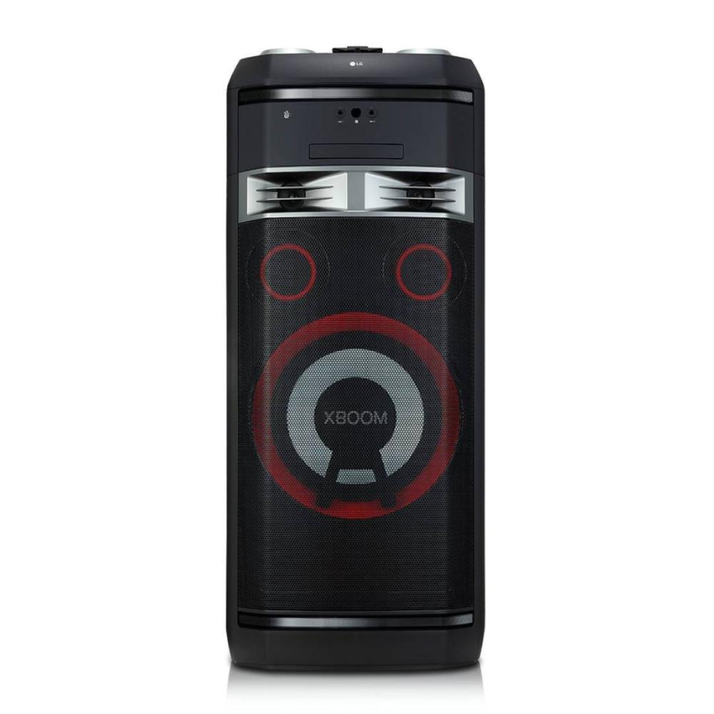 Аудиосистема LG с диджейскими функциями и караоке XBOOM OL100 фото