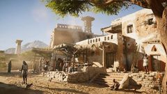 PS4 Assassin's Creed: Истоки (Origins) (русская версия)