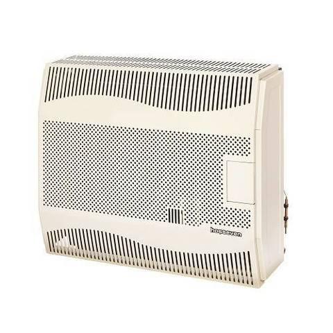 Конвектор газовый настенный Hosseven HDU-3V (2,7 кВт, теплообменник стальной, c вентилятором)