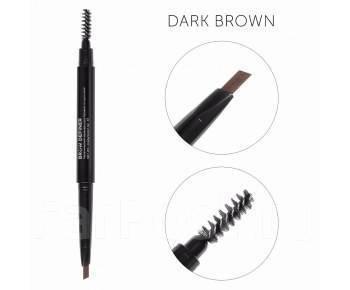 Карандаш для бровей CC Brow Definer Dark brown Темно-коричневый