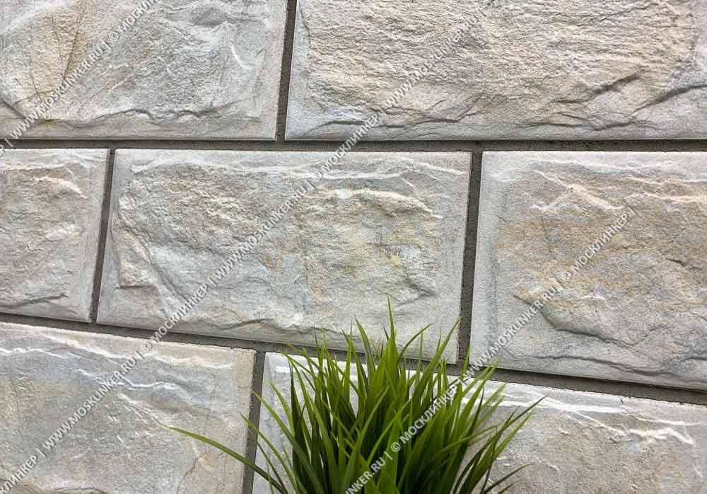 SilverFox Anes 412 Marfil - Цокольная плитка под камень, 300х150х9