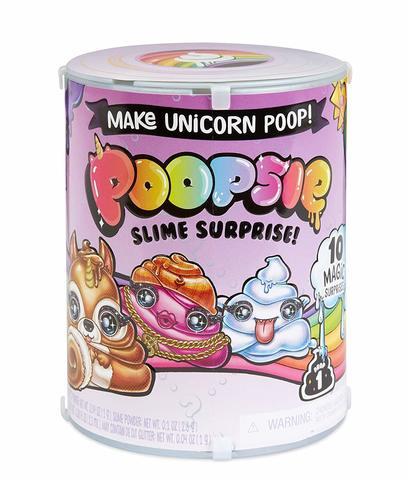 Poopsie Surprise Unicor Делай Слайм 2 серия
