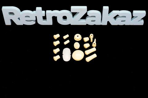 Комплект кнопок и ручек салона ЗАЗ 965