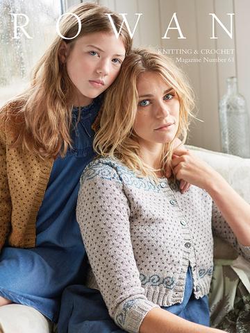 Журнал Rowan Knitting & Crochet Magazine 61