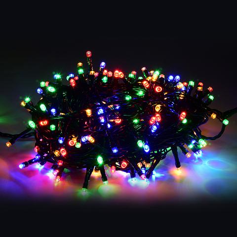 480 LED гирлянда нить уличная на дерево