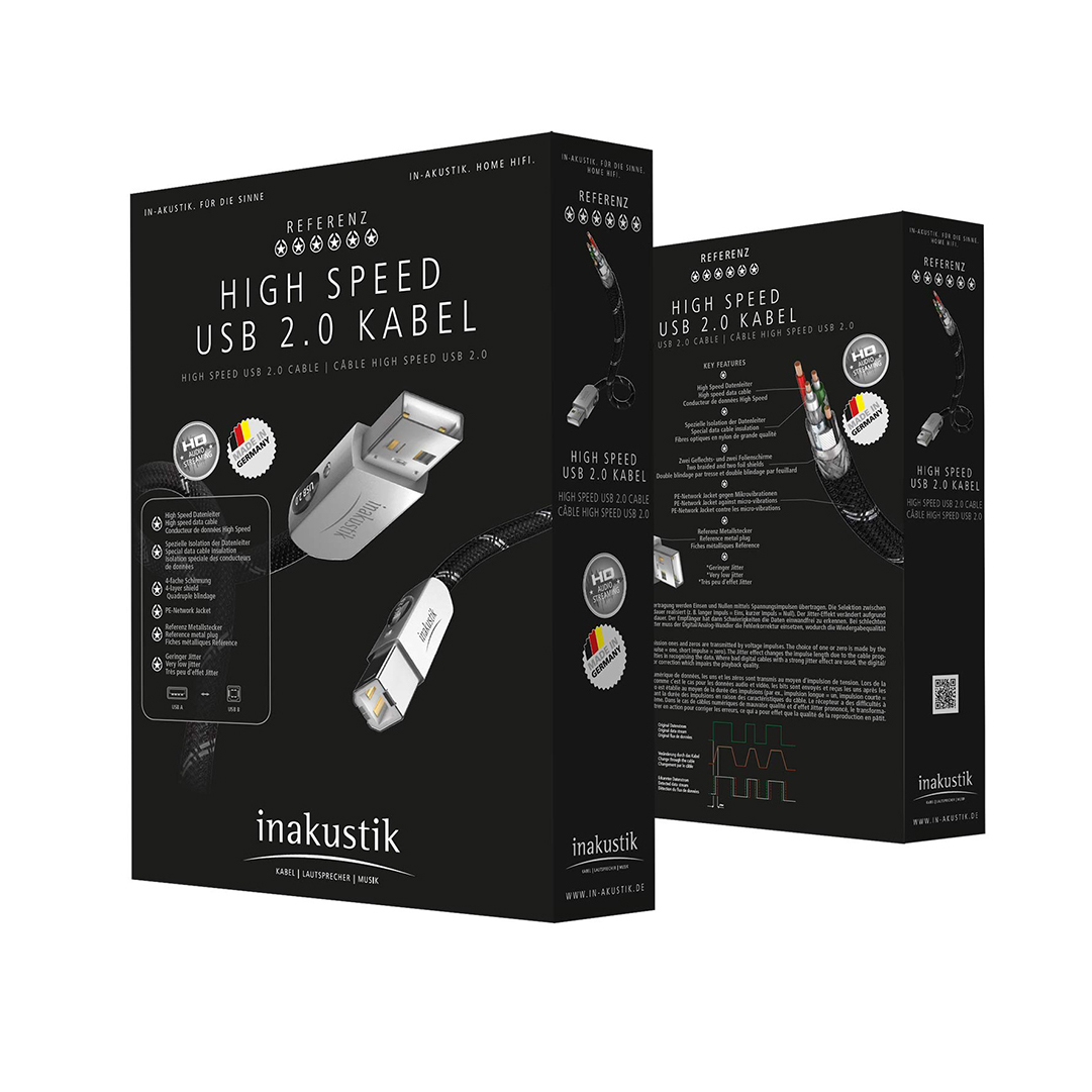 Inakustik Referenz High Speed USB 2.0