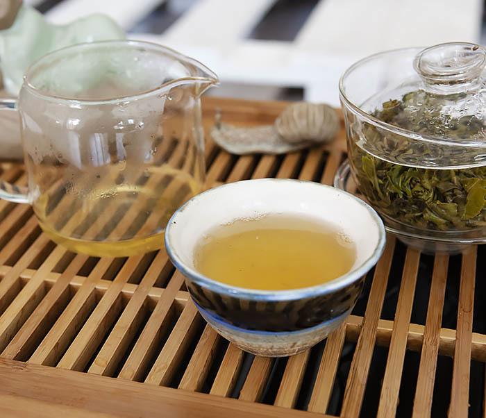 TEA-CH101 Зеленый чай «Изумрудные Спирали Весны» (Билочунь, Юньнань, 50 гр) фото 12