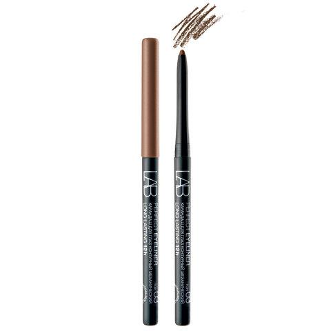 Белита Lab colour Карандаш для глаз Perfect Eyeliner Long Lasting 12h контурный механический тон 03 (коричневый)