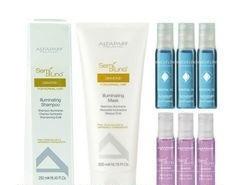 Набор для восстановления блеска волос