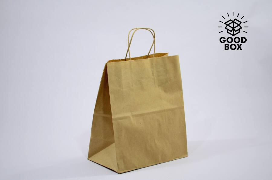 Крафт пакеты купить в Алматы недорого