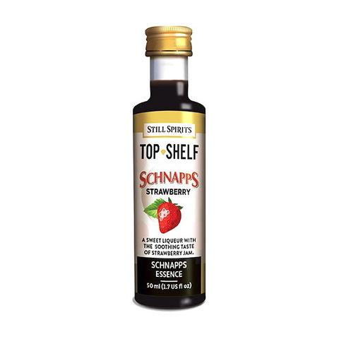 Эссенция Still spirits Top shelf Strawberry Schnapps на 1,125 литр самогона/водки/спирта