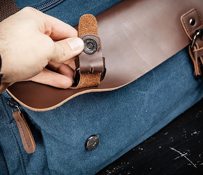 BAG502-3 Дорожная сумка для ручной клади средних размеров фото 06