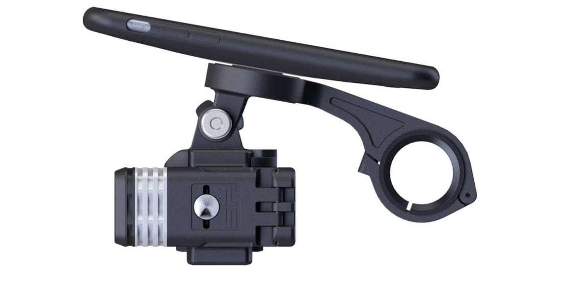 SP Connect HANDLEBAR MOUNT с фонарем