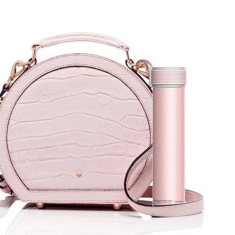 Мини-термос Asobu Skinny mini (0,23 литра), розовый