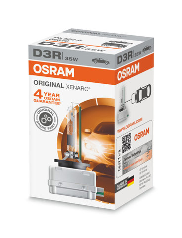 D3R Xenarc ORIGINAL Ксеноновая лампа OSRAM (артикул 66350)