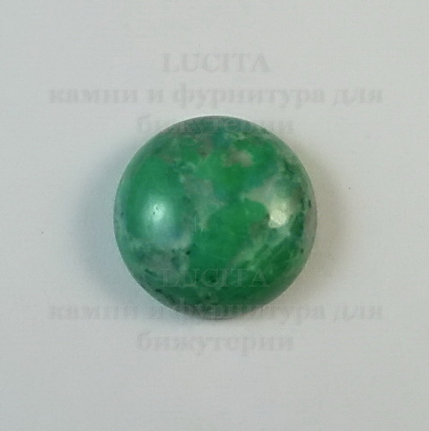 Кабошон круглый Говлит (тониров),16 мм ()