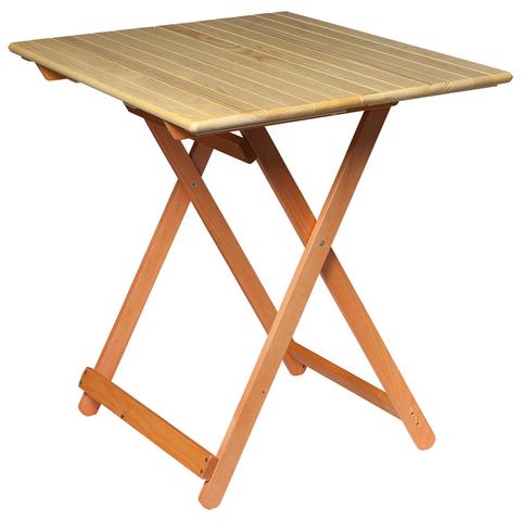 Стол складной, большой, 80x60x75 см