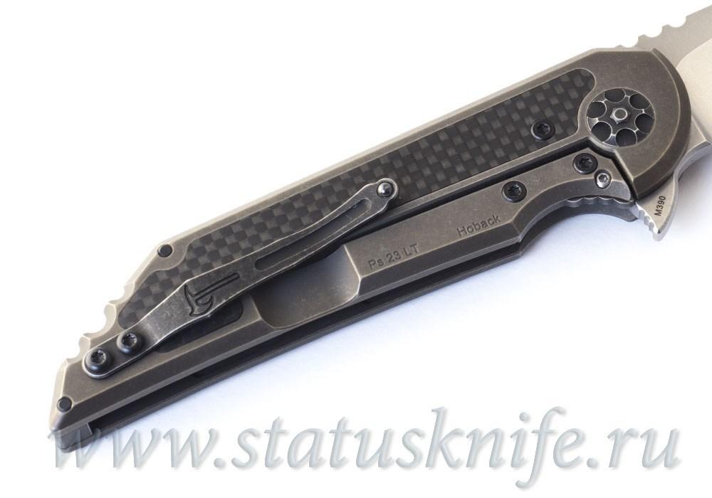 Нож CKF/Hoback KWAIBACK collab - фотография