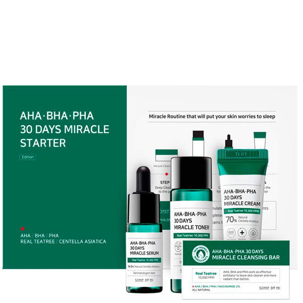 Набор Some By Mi AHA-BHA-PHA 30 Days Miracle Starter kit