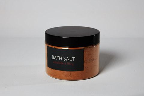 Соль для ванн Choco SPA