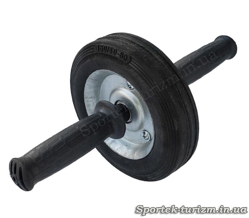 Ролик для пресса с металлическим колесом 14,5 см