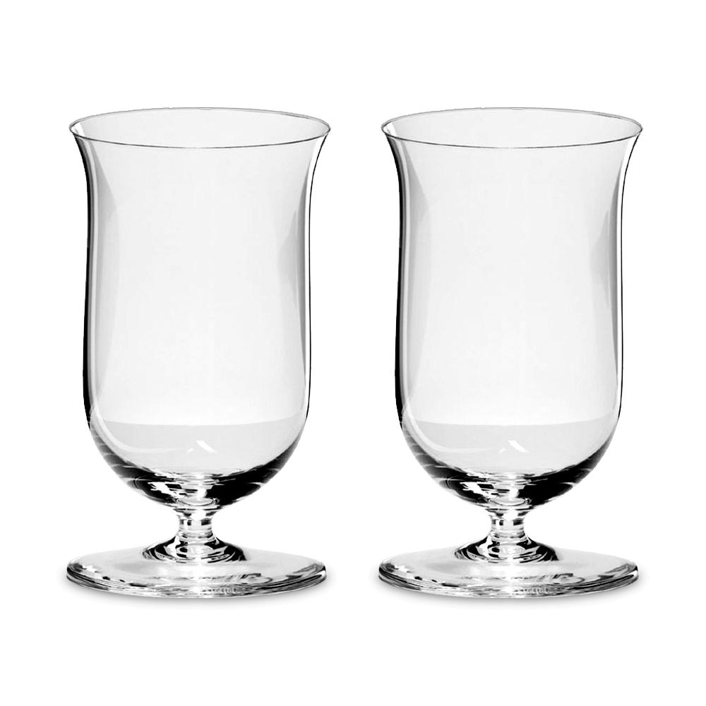 Набор из 2-х бокалов для виски Riedel Single Malt Whisky, Sommeliers Value Pack, 200 мл набор фужеров riedel h2o whisky стекло 430 мл 2 шт в подарочной упаковке